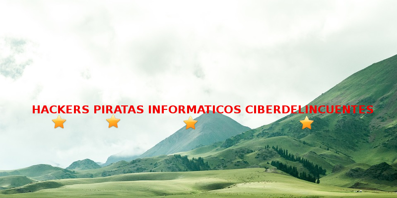 Hackers y piratas informaticos